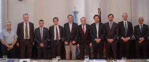 La Argentina y Alemania coordinan acciones para el desarrollo de la bioeconomía