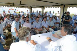 Lanzan nuevas líneas de financiamiento para productores en emergencia