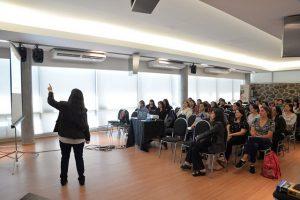 Mujeres emprendedoras se capacitaron en el municipio
