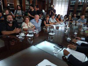Paritaria: Sin avances en el conflicto salarial con los docentes bonaereses