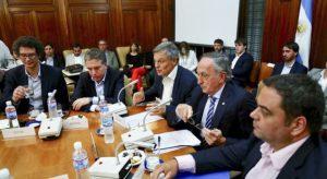 """Cabrera les pidió """"coraje"""" a los empresarios, horas antes de verse cara a cara en Casa Rosada"""