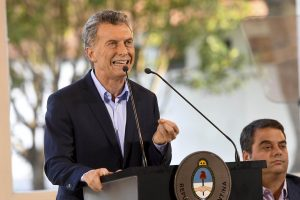Macri celebró la baja de la pobreza que informó el Indec