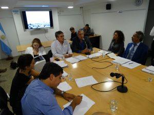 Avanza en el Concejo la aprobación del convenio Municipio – Nación por los terrenos ferroviarios