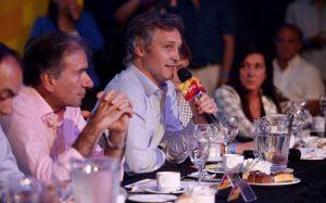 Cumbre del PRO para empezar a evaluar la triple reelección de 2019