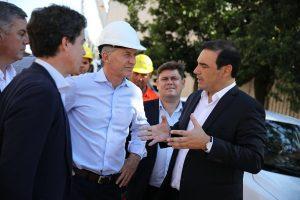 En el inicio de clases en Corrientes, Macri pidió no esconder los resultados de las pruebas Aprender