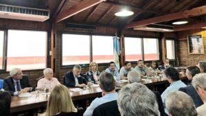 Gobernadores peronistas pegaron el faltazo a la reunión del PJ que llamó a la unidad