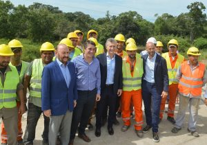 """""""Hicimos lo que había que hacer"""", aseguró Macri desde Formosa"""