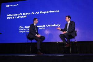 Urtubey expuso sobre la utilización inteligencia artificial en la prevención de problemáticas sociales