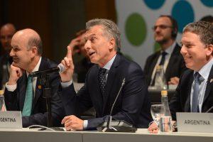 Macri: «las transformaciones que estamos haciendo están dando sus frutos»