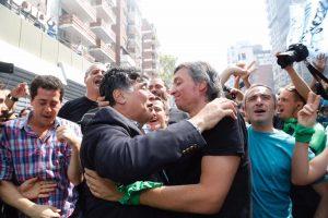 """Tras su liberación, Zannini advirtió que el objetivo """"es perjudicar a Cristina"""""""