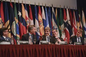 Macri destacó el «crecimiento gradual, inclusivo y de desarrollo» del país