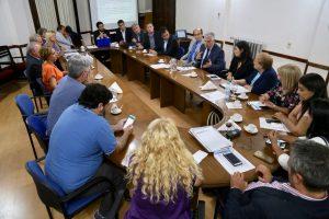 """Ratifican que la zona hotelera de Embalse será destinada """"exclusivamente"""" al Turismo Social"""