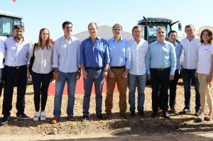 Expoagro: Urtubey y Bordet con planteo unificado en torno a la sustentabilidad del campo y las economías regionales