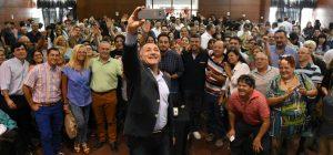 """Ya anotado como candidato a gobernador, Juez aseguró que prefiere la """"verdad brutal"""" a """"vender humo"""""""