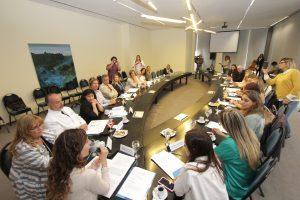 Sesionó por primera vez el Foro Provincial de Concientización de Cáncer de Mama