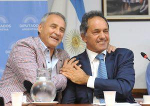 Scioli-Baldassi, la fórmula para la Comisión de Deportes