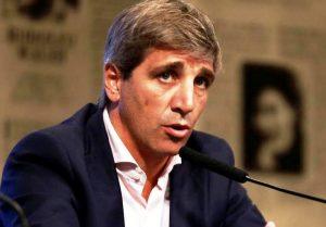 Rossi le apuntó al ministro Caputo por sus cuentas offshore