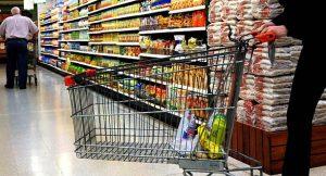 Las ventas en supermercados cayeron 3,1% en enero