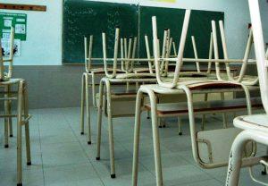 Masivo rechazo de la docencia de Capital a la propuesta de Schiaretti