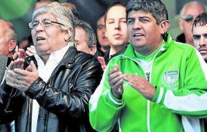 Moyano pide que se investigue a Gerardo Milman y a la fiscal Giorgi por vínculos con Bebote Álvarez