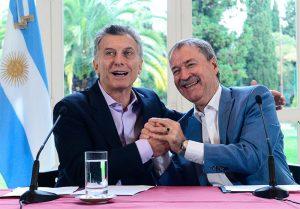 """Son cuestiones de """"la política interna de la provincia"""", dijo Macri sobre la disputa de Mestre y Schiaretti por los fondos"""