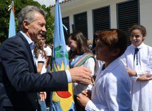 Macri presentó los resultados de la prueba Aprender 2017