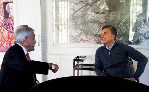 Macri viaja a Chile para participar de la asunción de Piñera