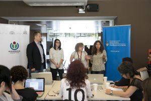 Editatón de Científicas y Tecnólogas argentinas