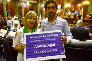 """La Izquierda cuestionó a Larreta por """"ocultar"""" el debate sobre """"el derecho al aborto"""""""