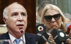Carrió vuelve a la carga contra Lorenzetti: confirmó que ampliará su pedido de juicio político