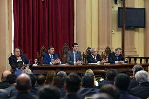 Urtubey insistió en su planteo a favor de las economías regionales con un mensaje a la Nación