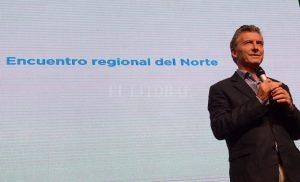 """""""Es el más ambicioso de nuestra historia y ya hoy empiezan a verse realidades"""", dijo Macri sobre el Plan Belgrano"""