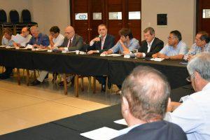 """Presentaron un avance del trabajo de actualización del Plan de Desarrollo Estratégico """"Salta 2030"""""""