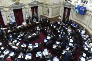 Senadores peronistas repudiaron la intervención del PJ nacional