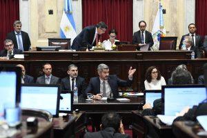 Peña: «Las provincias deben asumir la responsabilidad de sus gastos»