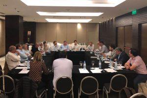 Provincia y Nación debaten sobre temas relacionados a la problemática habitacional
