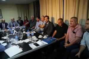 Gremios impugnaron a la cartera laboral local como ámbito para tratar cambios al convenio colectivo de los trabajadores de EPEC