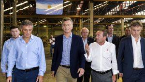 """""""Si el país no tiene energía, no puede crecer"""", afirmó Macri desde Santa Fe"""