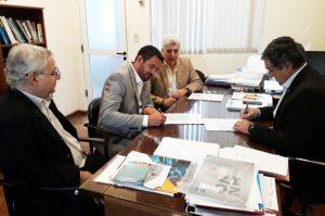 CEPROCOR firmó un convenio con la Fundación para el Progreso de la Medicina