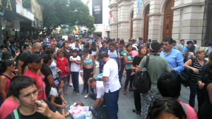 A un mes de la prórroga del desalojo, piden informes sobre la situación de Parque Esperanza
