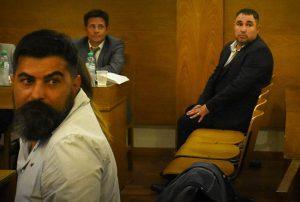 Para el tribunal, Suárez intentó atemorizar y condicionar a un periodista
