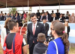 """Para el diputado salteño, Javier David, Urtubey tiene """"el perfil necesario para liderar"""" la oposición"""
