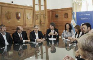 Más transparencia y control sobre los aportes para las campañas, propone el Gobierno