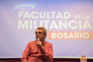 Rossi: «La derecha neoliberal busca proscribir a los líderes populares»