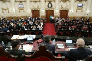 Unicameral: Sin Cambiemos en el recinto, UPC aprobó la reforma electoral oficialista