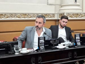 «No se puede luchar por la justicia social y callar ante el enriquecimiento de los poderosos», advirtió Fresneda ante los dichos de Schiaretti