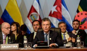 """Maduro le respondió a Macri y lo llamó """"pelele del imperialismo"""""""