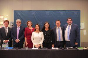 En Harvard, la ministra Berruezo expuso la experiencia de Salta en relación al programa de Liderazgo e Innovación Educativa