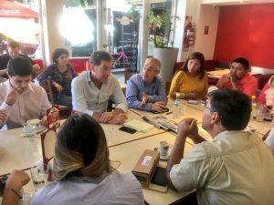 """Paro porteño: Santilli afirmó que """"no existe"""" el techo del 15%"""