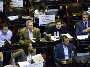 Para el massismo, hubo «una maniobra del Gobierno» para evitar que el tema tarifas se trate en Diputados